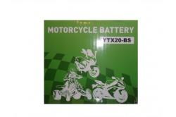 Batterie Ytx20-bs