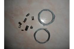 Kit réparation cable embrayage et accélérateur