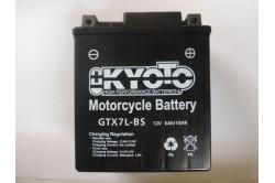 Batterie 12V YTX7L-BS / GTX7L-BS