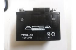 Batterie 12V YTX4L-BS
