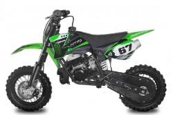 Dirt enfant 50cc NRV Vert