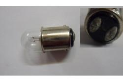 Ampoule BA15D 12V 5W 1 filament