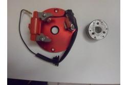 Stator rotor interne