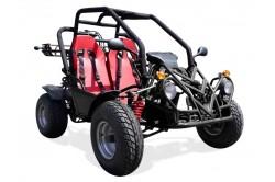 Buggy homologué 150cc Noir