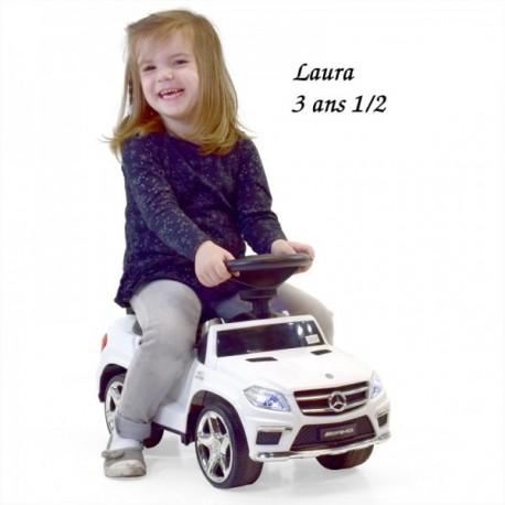 Porteur Mercedes