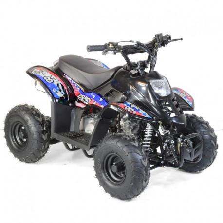 Quad enfant 110cc Bibou LUXE All Black