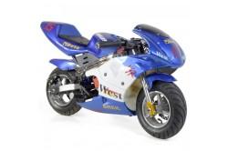 Moto électrique piste 350W enfant