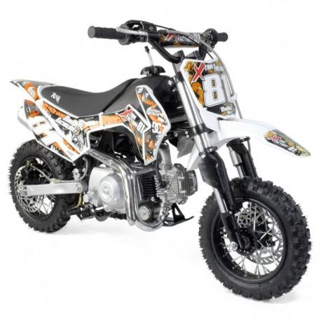 Dirt bike enfant 90cc Racing semi auto