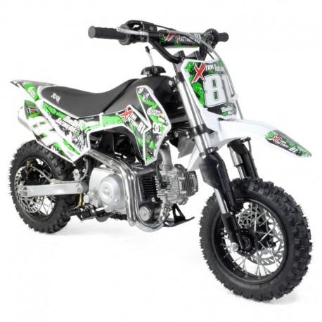 Dirt bike enfant 90cc Racing automatique