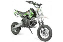 Moto dirt bike enfant 110cc 12/10 - Boite auto 4T