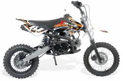 Moto dirt bike enfant 110cc 14/12 - Boite méca 4T