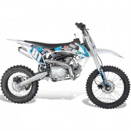 Moto dirt bike 125cc 17/14 MX
