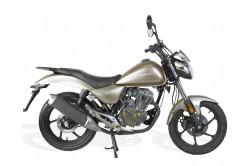 Moto roadster 125cc homologué Kiden KD125-K