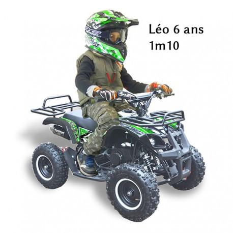 Pocket quad enfant mini bazou 50cc LUXE