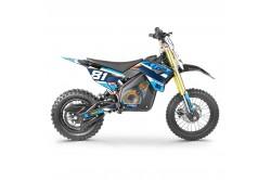 Moto cross électrique enfant 1100W 12/10