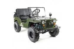 Jeep enfant électrique 2200W