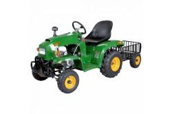 Tracteur enfant 110cc avec remorque
