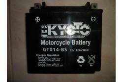 Batterie 12V 12Ah - Batterie GTX14-BS - Batterie YTX14-BS