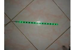 Bande à LED 30cm 12V VERT