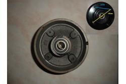 Moyeu de roue 4 trous quad