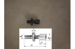 Vis de cable de frein et embrayage M8